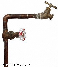 Pipes and Faucet